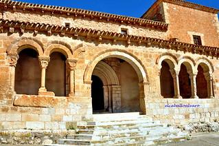 597 - Iglesia San Ginés – Rejas de San Esteban (Soria) - Spain.
