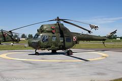 Mi-2URP(G), Hoplite, 7336, Polen (Alfred Koning) Tags: 7336 epirinowroclaw locatie mi2hoplite mi2urpg polen vliegtuigen