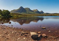 Ben Loyal (jasty78) Tags: lochanhakel benloyal loch mountain munro reflection tranquil still tongue sutherland scotland nikond7200 tokina1116mm highlands