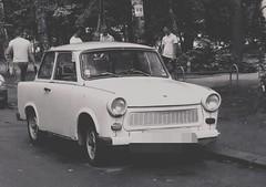 Trabant 601 (Retro effects) (TheBulgarianRail) Tags: trabant 601 oldtimer retro car sofia bulgaria