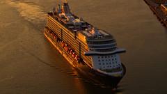 Mein Schiff 3 (thephantomzone2018) Tags: mein schiff 3 southampton ship solent cruise cruises cruising drone dji docks denholms phantom aerial thephantomzone2018