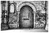 Blocked entrance, Torphichen (wwshack) Tags: scotland lothians torphichen torphichenpreceptory historicscotland