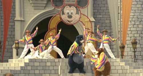 Baloo & King Louie