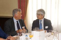 07-06-2018 Exclusive Luncheon with Secretary of State Pieter De Crem - DSC09002