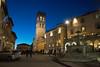 Assi di notte (edoardo.cloriti) Tags: assisi umbria italy italia borghi night nikon nikond3300 nature vacation light street old landscape