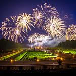 Fireworks at the Vaux-le-Vicomte IV, Maincy, 20180609 thumbnail