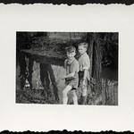Archiv P104 Bötchen fahren lassen, 1950er thumbnail