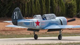 CFR6404 Yak52 EC-IAI