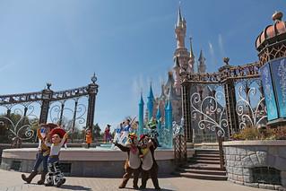 Théâtre du Château - Disneyland Park (France)