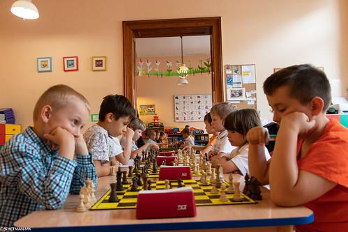 VIII Turniej Szachowy Przedszkolaków o Mistrzostwo Świdnicy-65