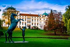 Schloss Celle (GOFOT) Tags: schloss celle castle schlosspark park hdr canon 600d efs1855mm niedersachsen lower saxony herbst