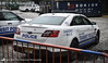 New Jersey Transit Police FPIS (nyfrp) Tags: new jersey nj nyc york police car fpiu fpis ford explorer taurus transit park command cetner tahoe chevy liberty state manhattan world trade center freedom tunnel hoboken terminal path