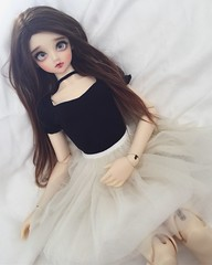 She is adorable <3 (ArcticFawn) Tags: bjd abjd girl balljointed doll ball jointed resin sd sd13 fcs f05 old f08 superdollfie volks