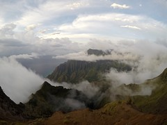 Honopu Ridge (geoffp516) Tags: hawaii kalalau kauai outside hiking adventure