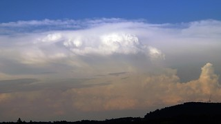 Cumulonimbus (Gewitterwolken)
