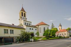 The Wienerwalddom (a7m2) Tags: parish church eichgraben stpölten loweraustria wienerwalddom travel culture history building hutten