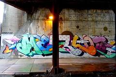 Merlot (drew*in*chicago) Tags: chicago 2018 street art artist paint painter graffiti color cityscape