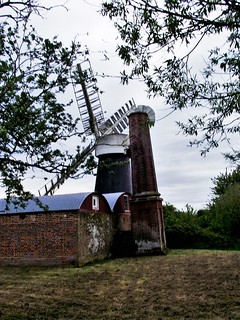Polkeys Mill, Reedham Marshes, Norfolk