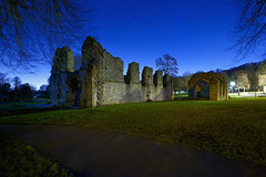 Dudley Priory, Dudley 24/02/2018 (Gary S. Crutchley) Tags: dudley priory hall cluniac monastery henry viii earl lord uk great britain england united kingdom urban black country blackcountry staffordshire staffs west midlands westmidlands nikon d800 history heritage local night shot nightshot nightphoto nightphotograph image nightimage nightscape time after dark long exposure evening travel slow shutter raw street
