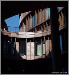 Axel Towers, Copenhagen (cowgirl_dk) Tags: axeltowers københavn copenhagen danmark denmark arkitektur architechture moderne modern olympusomdem5ii lumixgvario14140mm udsyn view skyline