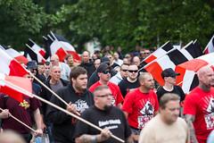 tddzgs99999 (Felix Dressler) Tags: tddz goslar notddz tagderdeutschenzukunft reichsbauernstadt dierechte kollektivnordharz neonazis demonstration harz