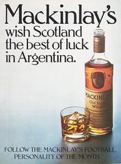 Scotland vs Bulgaria - 1978 - Back Cover Page (The Sky Strikers) Tags: scotland bulgaria european international match friendly sfa hampden park programme 20p