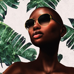 Ovdale. //// Zoom Eyewear @ Vanity Event (The Oakland.) Tags: zoom fashion fashionmodel face flawless flickr fantasy fashionstatement flickrbeauty femalemodel fun pose photo perspective portrait photography photoshop perfect grace rings runway secondlife style sl skin summer