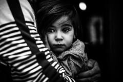 Hanna, Tehran 2018 (PaxaMik) Tags: portrait portraitnoiretblanc kid noiretblanc noir n§b black blackandwhitephotos b§w regard family famille