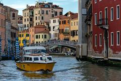 Ponte delle Guglie, Venice (spyRaw) Tags: canal boat water sky bridge colors doors windows d3300