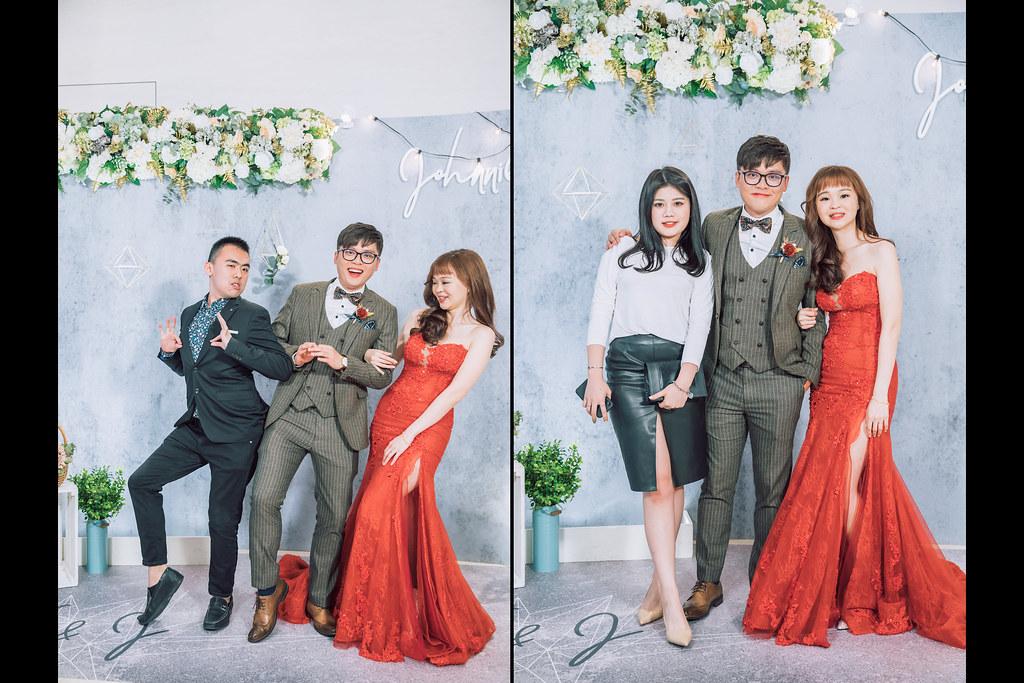 [婚攝] Johnnie & Venny 萬豪酒店婚禮精選
