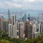 A View of Hong Kong Skyline thumbnail