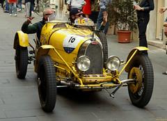 Bugatti T35A (Darea62) Tags: millemiglia 1000miglia car classiccar vintage bugatti t35a auto automobile team race racing motors motoring 1925 history ancient old oldtimer sport street regularity