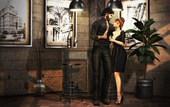 FaMESHed 6th Anniversary Contest (Kacey Macbeths) Tags: fameshed secondlife couple people valentina cae reign deadwool varonis equal ekids catwa maitreya