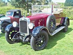 576 Austin Twenty 20:4 (1925) (robertknight16) Tags: austin british 1920s twentyfour 204 alrewas xl2299 mulliner
