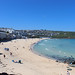 Porthmeor Beach St Ives - Cornwall - Spring Time