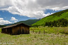 Deserted Shed (vlxjeff) Tags: nikon d7000 colorado shed shack meadow mountains sky earth beauty trees