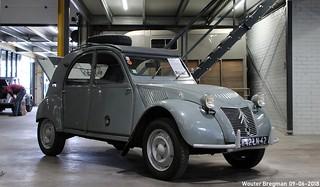 Citroën 2CV 4X4 Sahara 1963