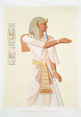 Portrait of Pharaoh Merneptah-Hotéphimat from Histoire de l'art égyptien (1878) by Émile Prisse d'Avennes (1807-1879). Digitally enhanced by rawpixel. (Free Public Domain Illustrations by rawpixel) Tags: egyptian otherkeywords anillustrationoftheegyptian ancestry ancient ancientegyptcostume ancientegyptian ancientegyptianart anqet antique archaeological archeology art artwork cc0 design designing drawing dynasty egypt egyptiankingdom egyptien egyptology empire handdrawn histoiredelartégyptien historical history hotéphimat illustration kingdom merneptah mythology old oldfashioned outlines outlinesfromtheantique painting pattern pharaoh portrait psd publicdomain sepia sketch story traditional vintage émileprissedavennes