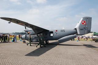 1115, 10062018, COSFORD, POLISH AIR FORCE, AN28