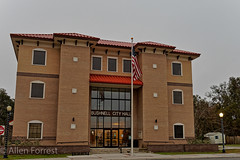Bushnell City Hall (AL904) Tags: governmentbuilding cityhall bushnell florida usa