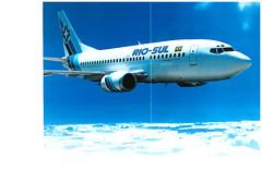 RIO-SUL PANFLETO (Portifólio da Aviação) Tags: xingu embraer vulcan avro volvo a300