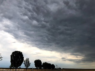 A Spontaneous Storm Chase Outing To Patterson, CA (5-25-2018) #29