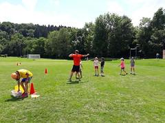 Trainingsweekend & UBS Kids Cup 2018