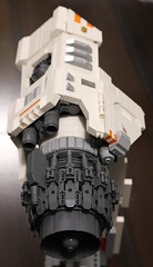 Ugly Duckling: WIP engine (Blake Foster) Tags: lego space spaceship afol microscale microspace engine greeble