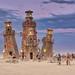 Working through Burning Man