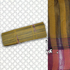 Look Fabulous As You Deck Up These Linen Sarees From Kiukart Online. (indiansareesandcrafts) Tags: tant saree