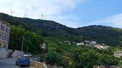 286 - Cap Corse, Rogliano, les éoliennes sur la montagne (paspog) Tags: corse capcorse rogliano france mai may 2018