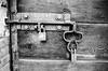 SDG&E Locks (LXG_Photos) Tags: analog bw rebelg trix blancoynegro 白黒 monochrome door lock shotonfilm ishootfilm filmisnotdead blackandwhite noiretblanc schwarzundweis biancoenero