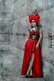 Dia de Los Muertos 10.28.17