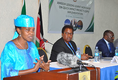 Amisom Lessons Learnt Workshop